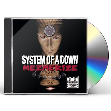 System Of A Down MEZMERIZE CD