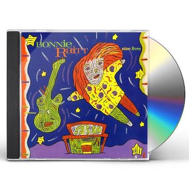 Bonnie Raitt  NINE LIVES CD