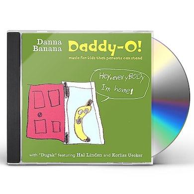 Danna Banana DADDY-O! CD