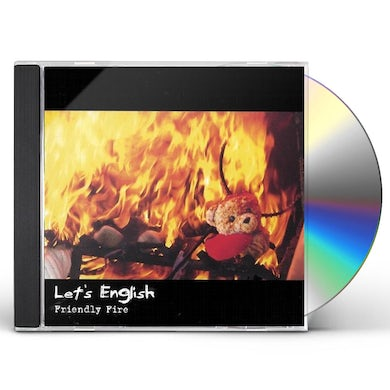 Let's English FRIENDLY FIRE CD