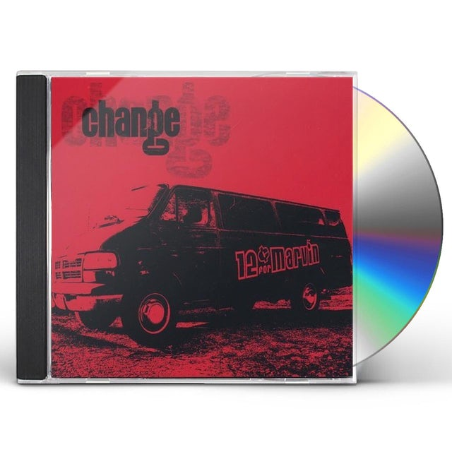 12 Cents for Marvin CHANGE CD