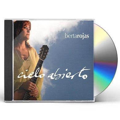 Berta Rojas CIELO ABIERTO CD