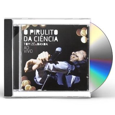 Tom Ze PIRULITO DA CIENCIA CD