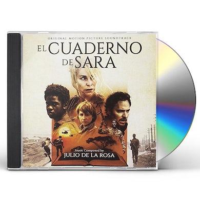 Julio De La Rosa EL CUADERNO DE SARA / Original Soundtrack CD