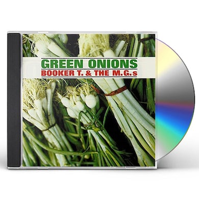 Booker T. & the M.G.'s GREEN ONIONS + 8 EXTRA TRACKS CD