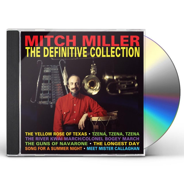 Mitch Miller DEFINITIVE COLLECTION CD