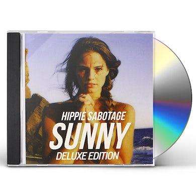 Hippie Sabotage SUNNY ALBUM CD