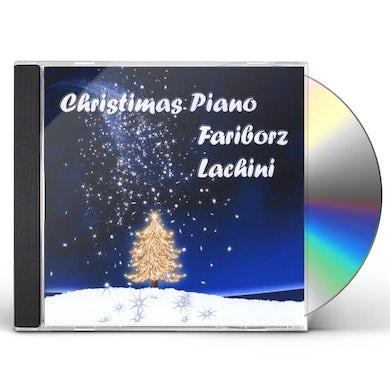Fariborz Lachini CHRISTMAS PIANO CD