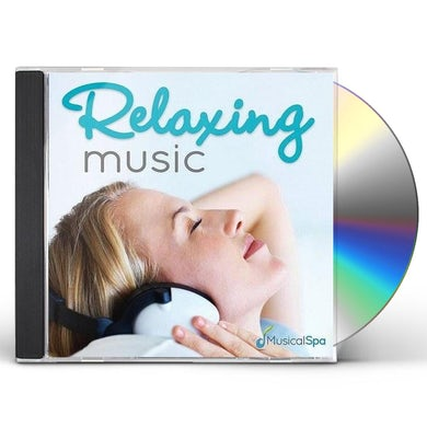 Musical Spa RELAXING MUSIC CD