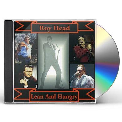 Roy Head LEAN & HUNGRY CD