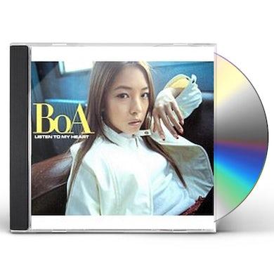 BoA LISTEN TO MY HEART CD