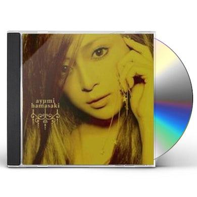 Ayumi Hamasaki MEMORIAL ADDRESS CD