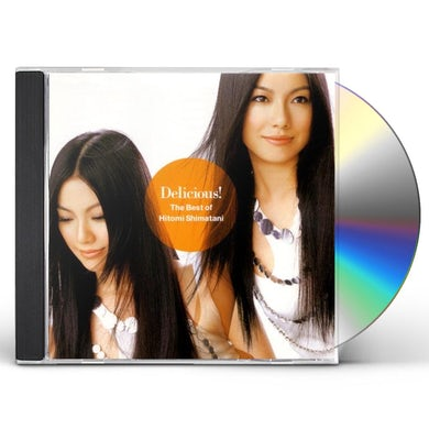 Hitomi Shimatani DELICIOUS: BEST OF CD