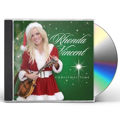 Rhonda Vincent CHRISTMAS TIME CD