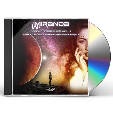 MIRANDA COSMIC TREASURES VOL1: BEST OF 1995-2000 CD