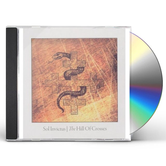 Sol Invictus HILL OF CROSSES CD