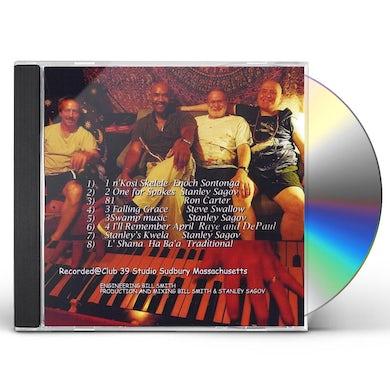 Stanley Sagov AFRICAN JAZZ TELEPATHY CD