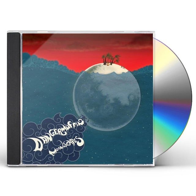 Dangermuffin MOONSCAPES CD