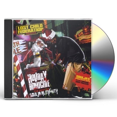 Soulja Almighty HOLIDAY HOMICIDE CD