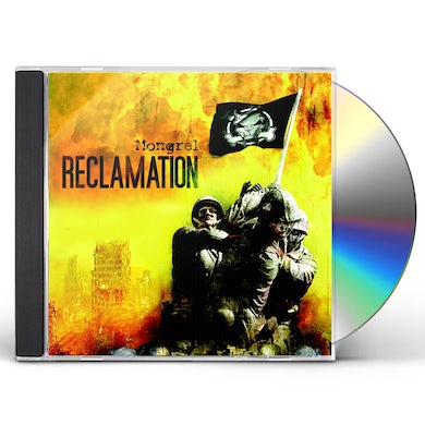 Mongrel RECLAMATION CD