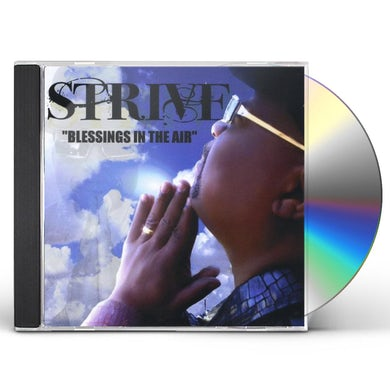 Strive BLESSINGS IN THE AIR CD