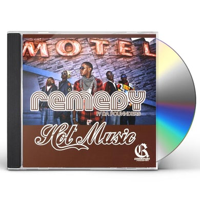 Remedy HOT MUSIC CD