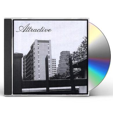 Erik Berglund ATTRACTIVE CD