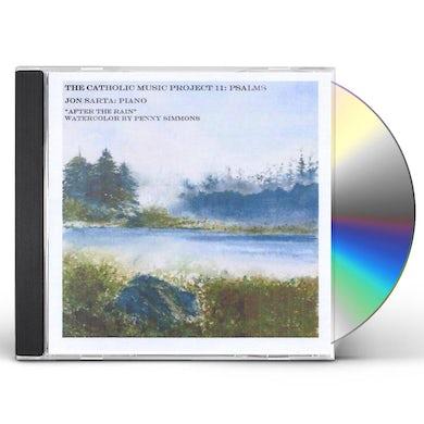 Jon Sarta CATHOLIC MUSIC PROJECT 11: PSALMS CD