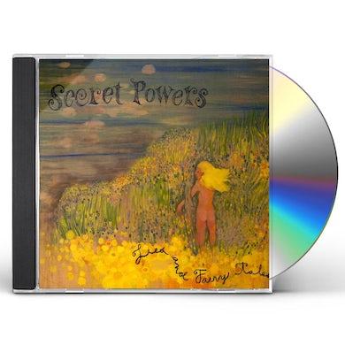 Secret Powers LIES & FAIRY TALES CD