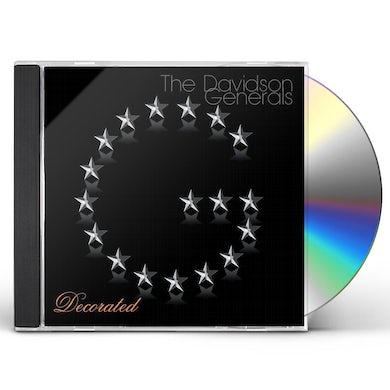 Davidson Generals DECORATED CD