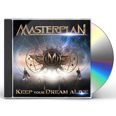 Masterplan KEEP YOUR DREAM ALIVE CD
