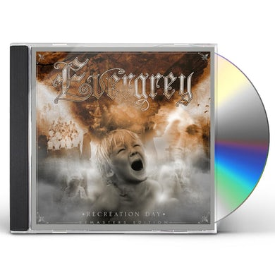 Evergrey RECREATION DAY (REMASTERS EDITION) CD