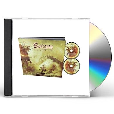 Evergrey THE ATLANTIC (HARDCOVER ARTBOOK) CD