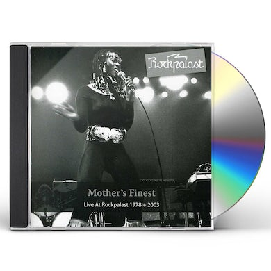 Mother'S Finest LIVE AT ROCKPALAST CD