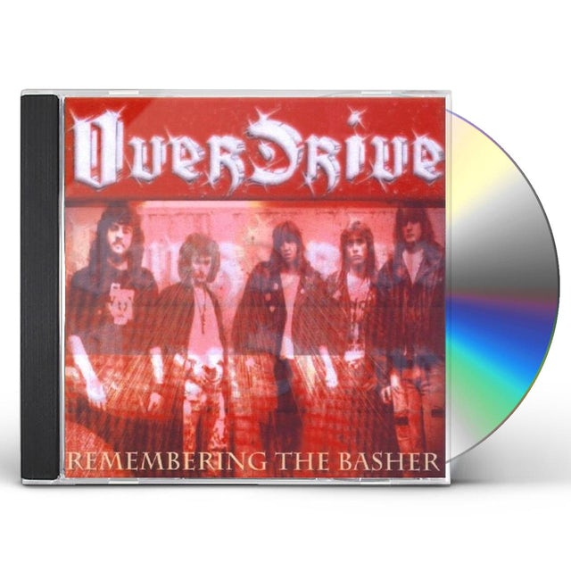 Overdrive REMEMBERING THE BASHER CD
