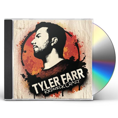 Tyler Farr REDNECK CRAZY CD