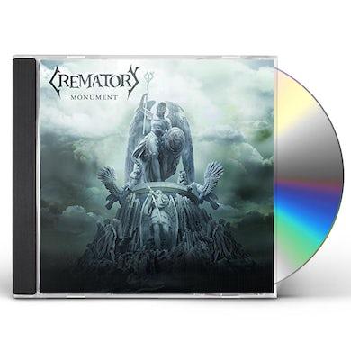 Crematory MONUMENT CD