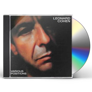 Leonard Cohen VARIOUS POSITIONS CD