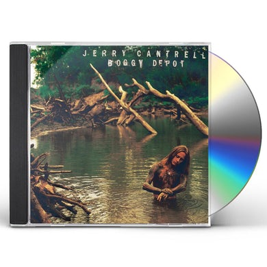 Jerry Cantrell BOGGY DEPOT CD