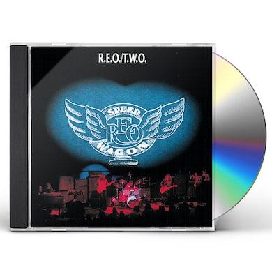 Reo Speedwagon REO 2 CD