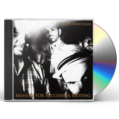 Birdy Nam Nam MANUAL FOR SUCCESSFUL RIOTING CD