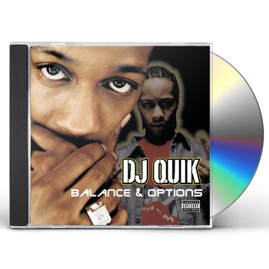 Dj Quik BALANCE & OPTIONS CD