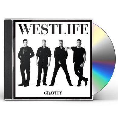 Westlife GRAVITY CD
