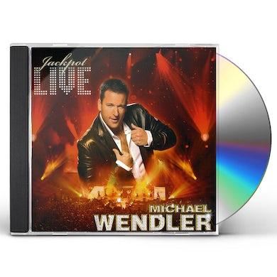 Michael Wendler JACKPOT LIVE CD