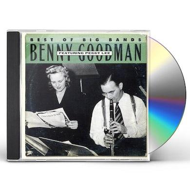 Benny Goodman BEST OF BIG BANDS CD