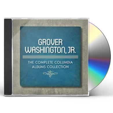 Grover Washington Jr COMPLETE COLUMBIA ALBUMS COLLECTION CD