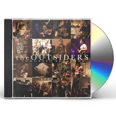 The Outsiders ACOUSTIC SESSIONS (LIVE) CD