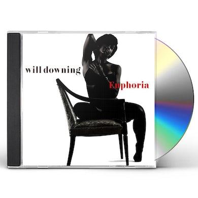 Will Downing EUPHORIA CD