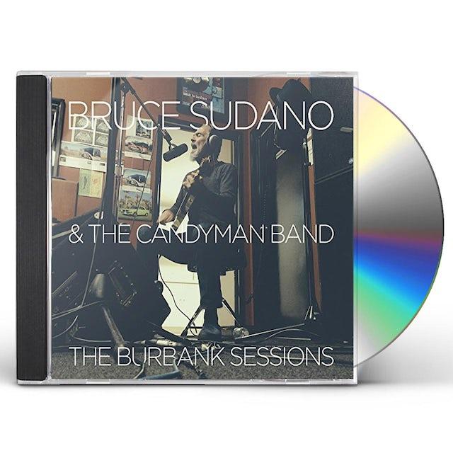Bruce Sudano BURBANK SESSIONS CD