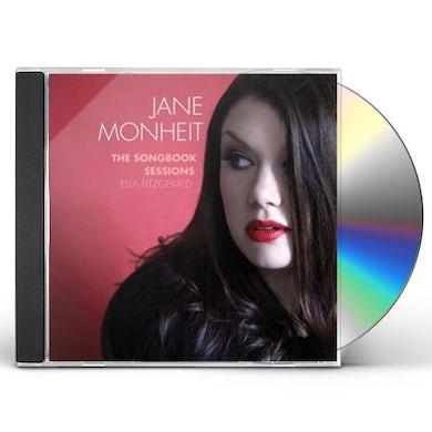 Jane Monheit SONGBOOK SESSIONS: ELLA FITZGERALD CD